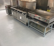 Commercial Kitchen - Jonesboro Extended Care