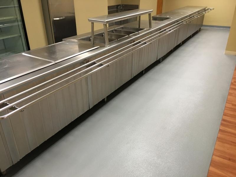 Commercial Kitchen Flooring | Ellendale, TN