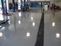 Garage Flooring And Shop Flooring RaceDeck Garage Floors Source ·  Autoshopfloor